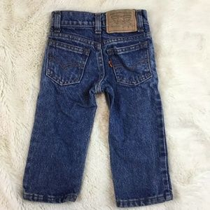 Vintage Little Levi's For Kids Babies Toddlers 1